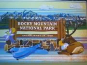 RMNP elk & bluebird