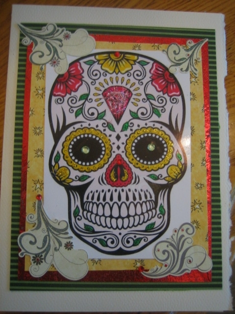 Day of the Dead, gem