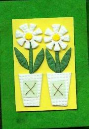 green_daisy_lokta_book