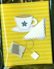 yellow_teacup_decorated_handmade_paper_book