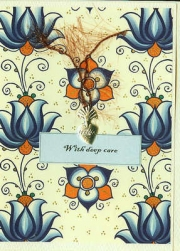 milagro_heart_grief_card_on_golden_blue