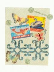 blue-butterfly-swan-goldfish
