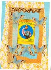blue-elephant-blue-gold-butterflies