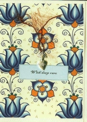 milagro_heart_grief_card_on_golden_blue