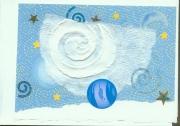 winter solstice blue