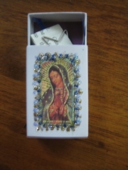 Our Lady of Guadalupe Blessing Box