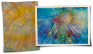 John Parente Watercolor Cards